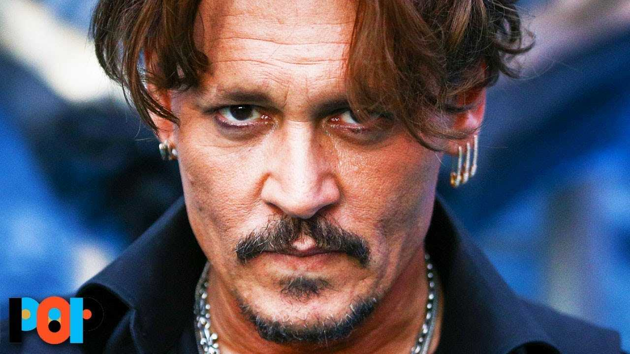 Johnny Depp Allegedly PUNCHED Crew Member On Set
