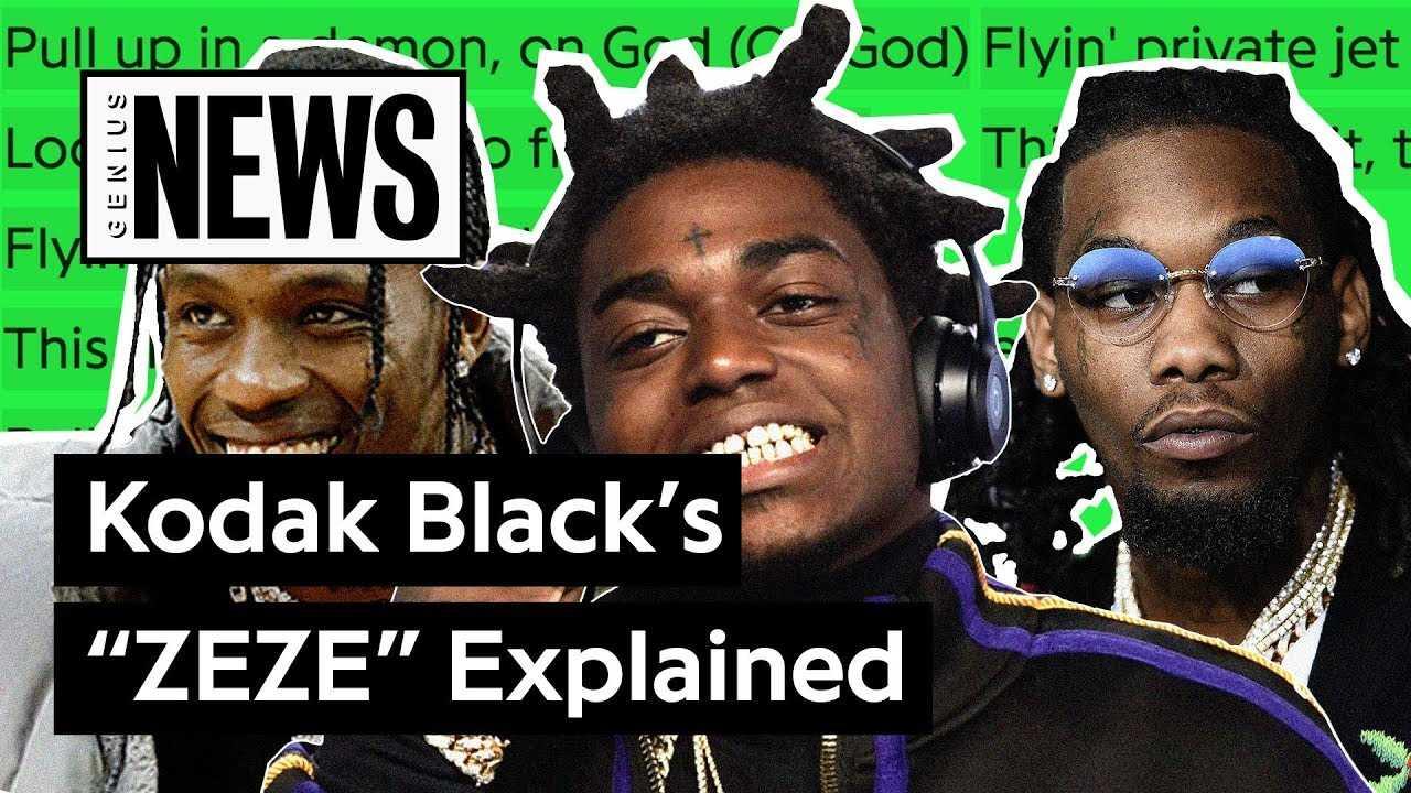 "Kodak Black, Travis Scott & Offset's ""ZEZE"" Explained   Song Stories"