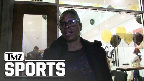 Malcolm X's Daughter Teaming Up with NBA Stars for New Clothing Line   TMZ Sports