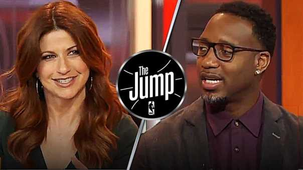 McGrady Doesn't Like NBA Giving Out Regular Season Awards After Playoffs | The Jump