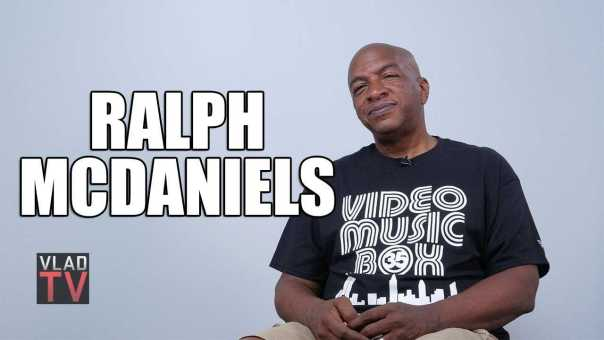 Ralph McDaniels on Working with 2Pac on 'Juice', Lines of Girls in His Trailer (Part 3)