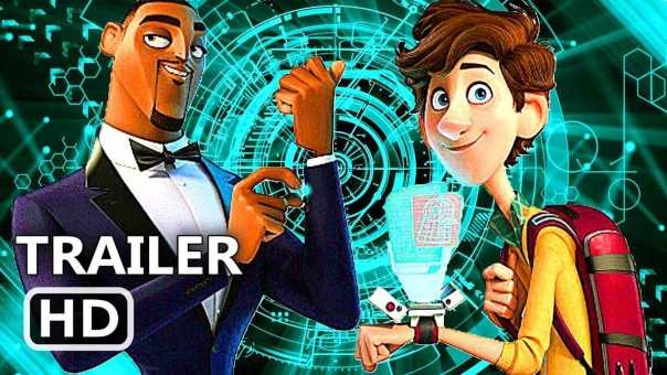 SPIES IN DISGUISE Official Trailer (2019) Will Smith, Animated Movie HD