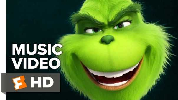 The Grinch Lyric Video – You're A Mean One, Mr. Grinch (2018)   Movieclips Coming Soon