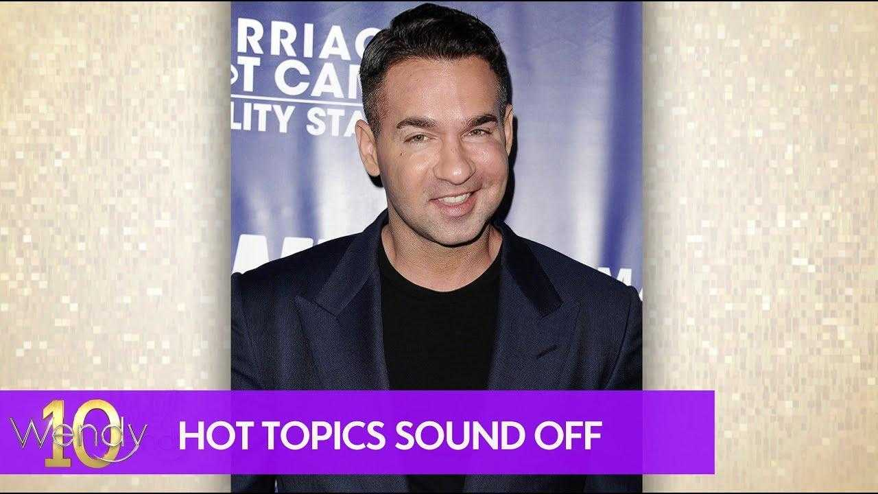 Hot Topics Sound Off: The Situation's Last Meal