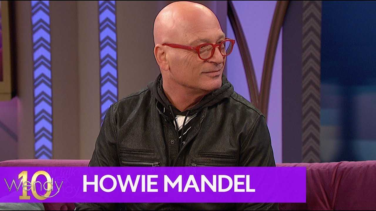 Howie Mandel's Return to Stand Up