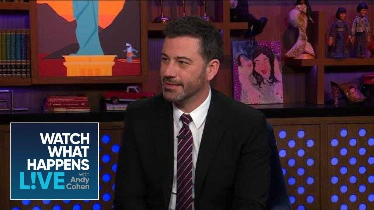 Jimmy Kimmel's Feuds With Sean Hannity, Kanye West, And Jay Leno | WWHL