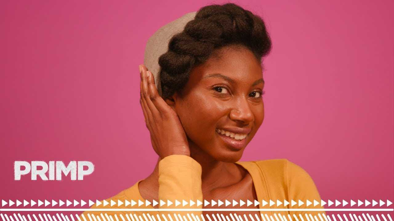 Primp: 4 Ways To Rock Hats With Natural Hair
