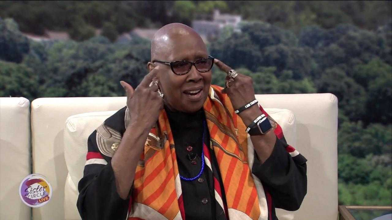 Sister Circle   Living Legend Judith Jamison brings her passion to The Circle
