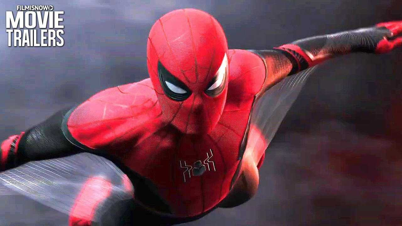 SPIDER-MAN: FAR FROM HOME Trailer (Marvel Comic Book Movie 2019)