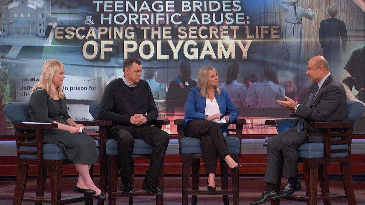 Teenage Brides and Horrific Abuse: Escaping the Secret Life of Polygamy