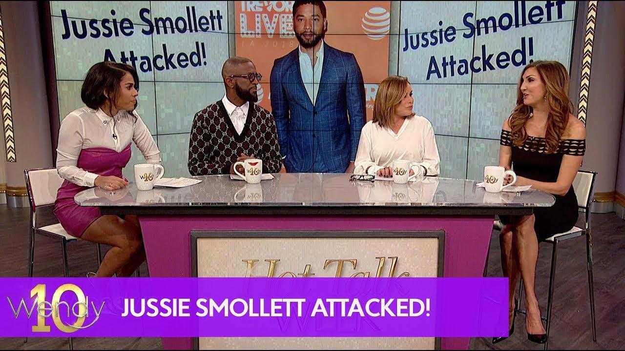 Jussie Smollett Attacked