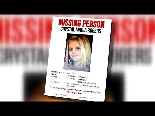 The Mysterious Disappearance Of Crystal Rogers – And Her Dad's Murder
