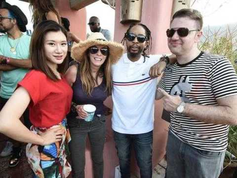 Event Recap: Lil' Jon, Lexy Panterra at LiveMe's Coachella Valley Birthday [Photos]