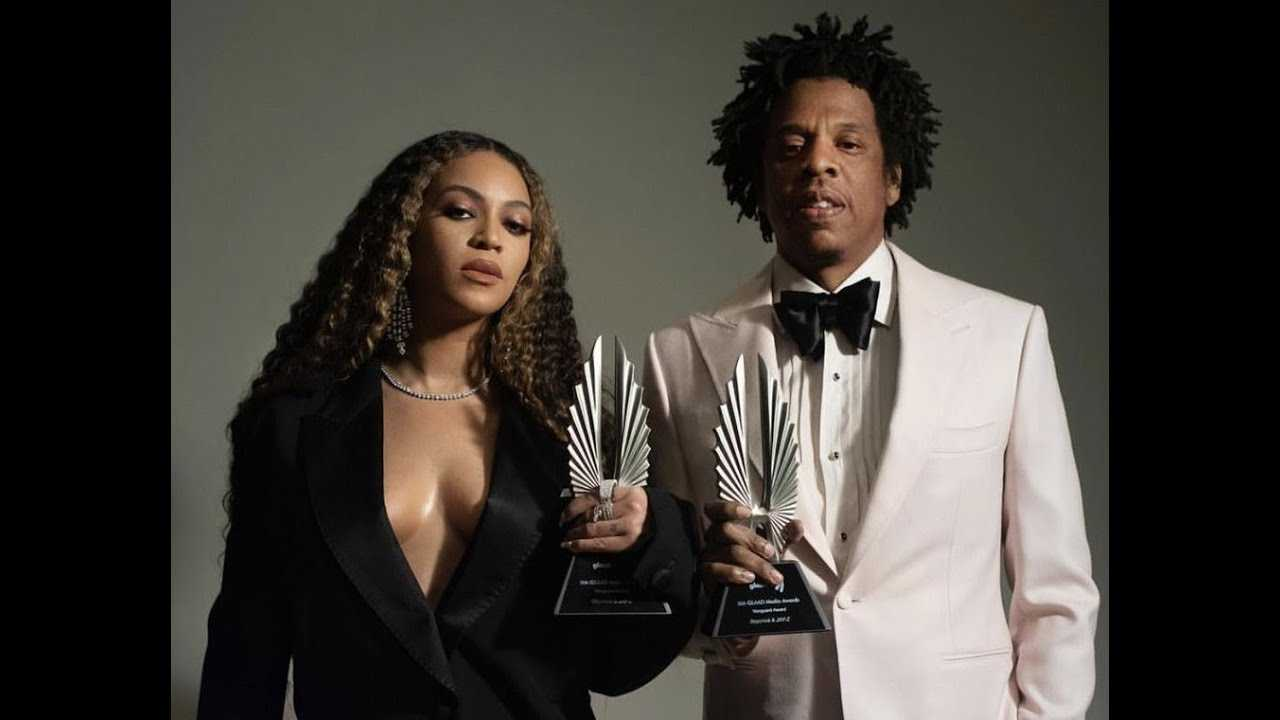Beyonce And JAY-Z honored at the (Glaad Awards) gives powerful speech