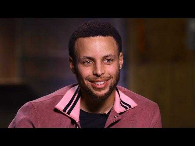 See Stephen Curry's full exclusive interview on NBA career, parenting and more