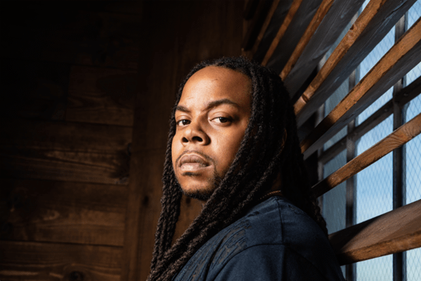 King Louie Signs with Machine Ent. Group