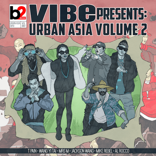 Vibe Presents: Urban Asia Volume 2 Out Now With b2 Music [Audio]