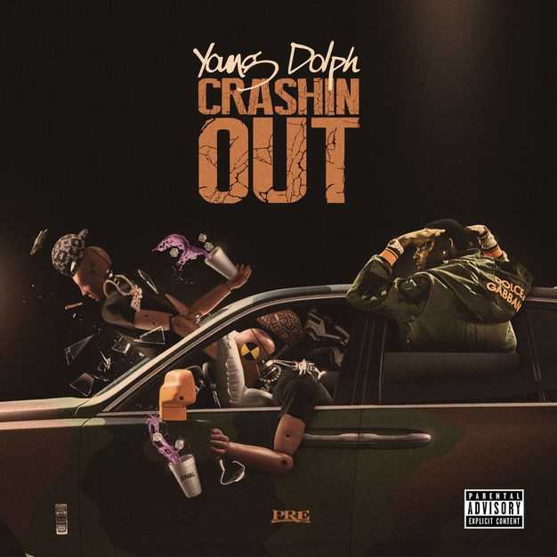 New Single: Young Dolph – Crashin' Out [Audio]