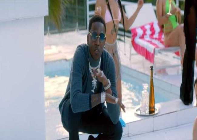 """Young Dolph – """"By Mistake"""" ft. Juicy J & Project Pat [Video]"""