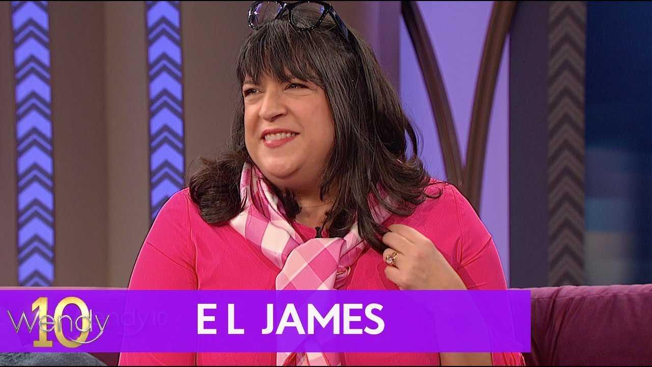 E L James