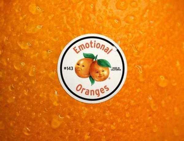 EMOTIONAL ORANGES: