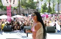EVENT RECAP: R&B SUPERSTARS ASHANTI AND GINUWINE DELIVER RED-HOT PERFORMANCES THIS WEEKEND AT FLAMINGO LAS VEGAS' GO POOL DAYCLUB [PHOTOS]