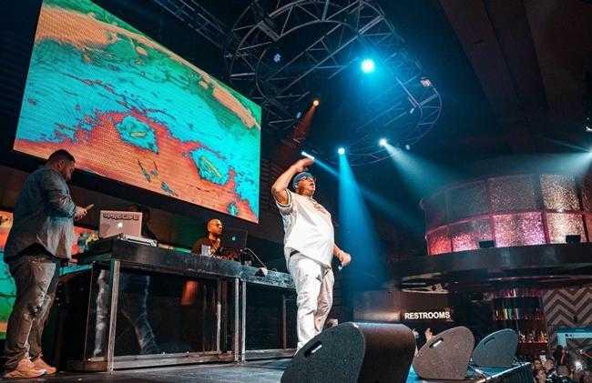 Event Recap: Rap legend E-40 takes over LEX Nightclub [Photos]