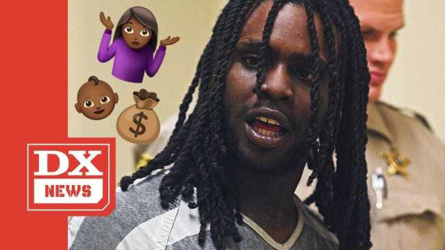 Chief Keef's Baby Mama Says He Owes 0K In Child Support