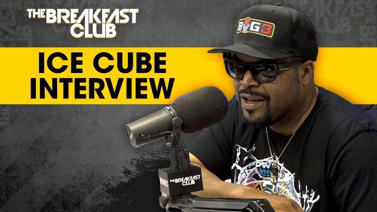 Ice Cube Talks New Season Of BIG 3, New Players + More