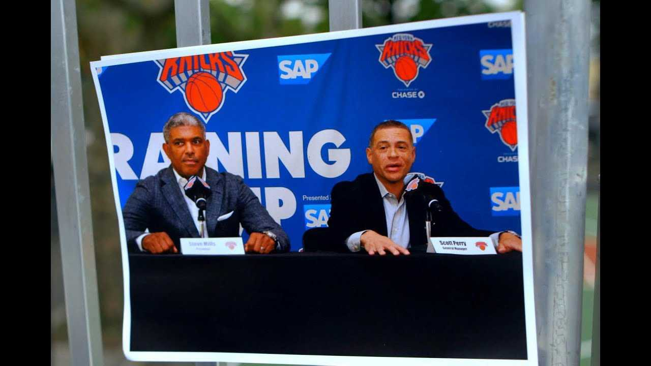 Is this the year that the New York Knicks get it right?