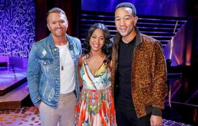 """Tebby Wins NBC's """"Songland"""" - John Legend Records Her Song"""