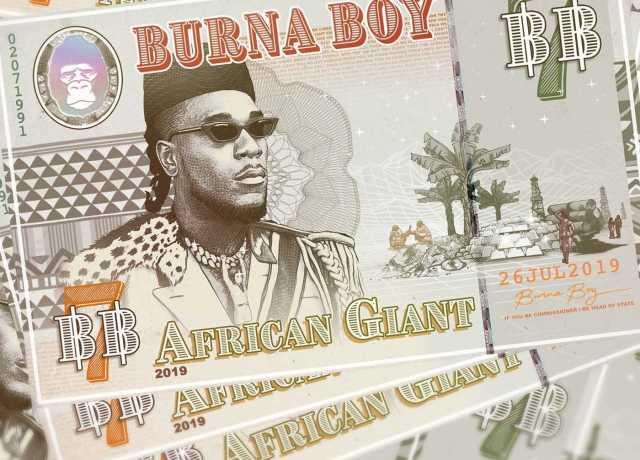 Album Stream: Burna Boy - African Giant [Audio]