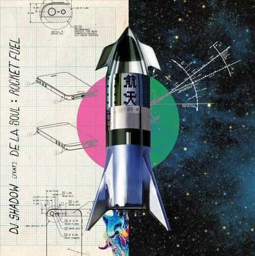 DJ Shadow - Rocket Fuel feat. De La Soul [Audio]