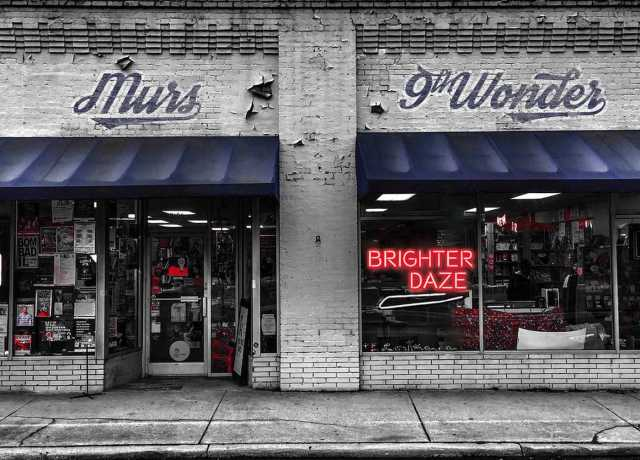 New Project: Murs & 9th Wonder - Brighter Daze [Audio]