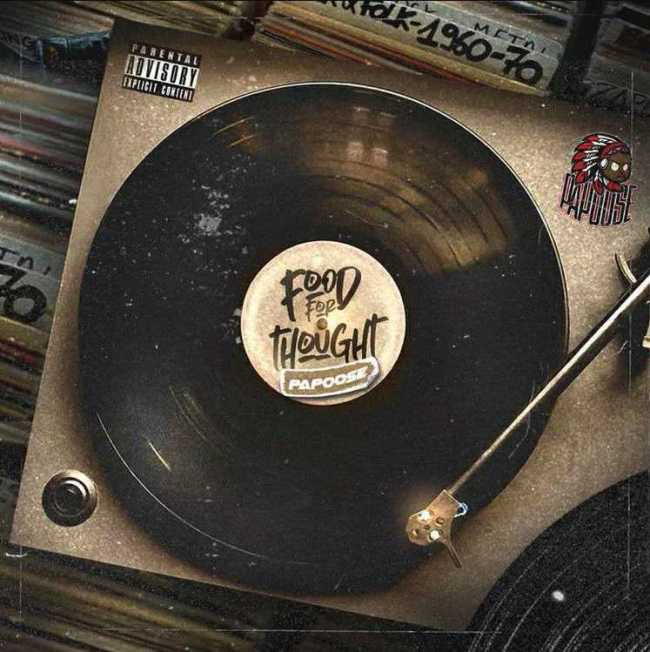 Papoose - Food For Thought [Mixtape]
