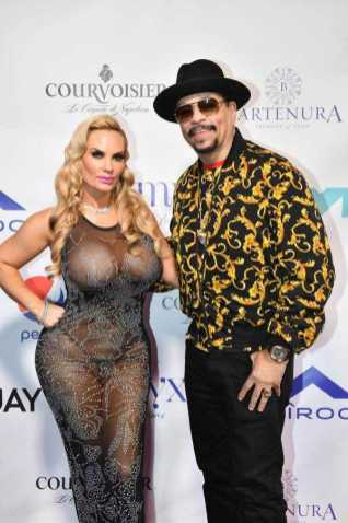 Ice T and Coco at VMA Afterparty with Missy Elliott and Courvoisier-Optimized-Optimized