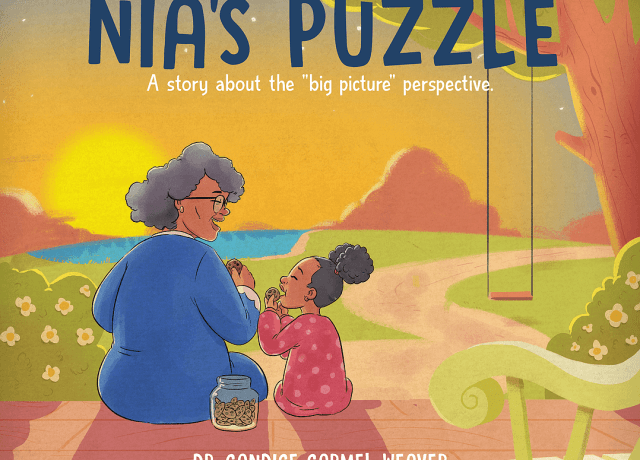 """Dr. Candice Carmel (C.C.) Weaver Releases a New Kid's Book """"Nia's Puzzle: A Story About the Big Picture Perspective"""""""
