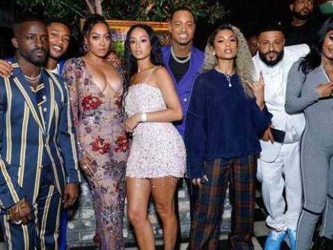 Elijah Kelley, Jacob Latimore, La La Anthony, Draya Michele, Terrence J, DaniLeigh, DJ Khaled and Teyana Taylor