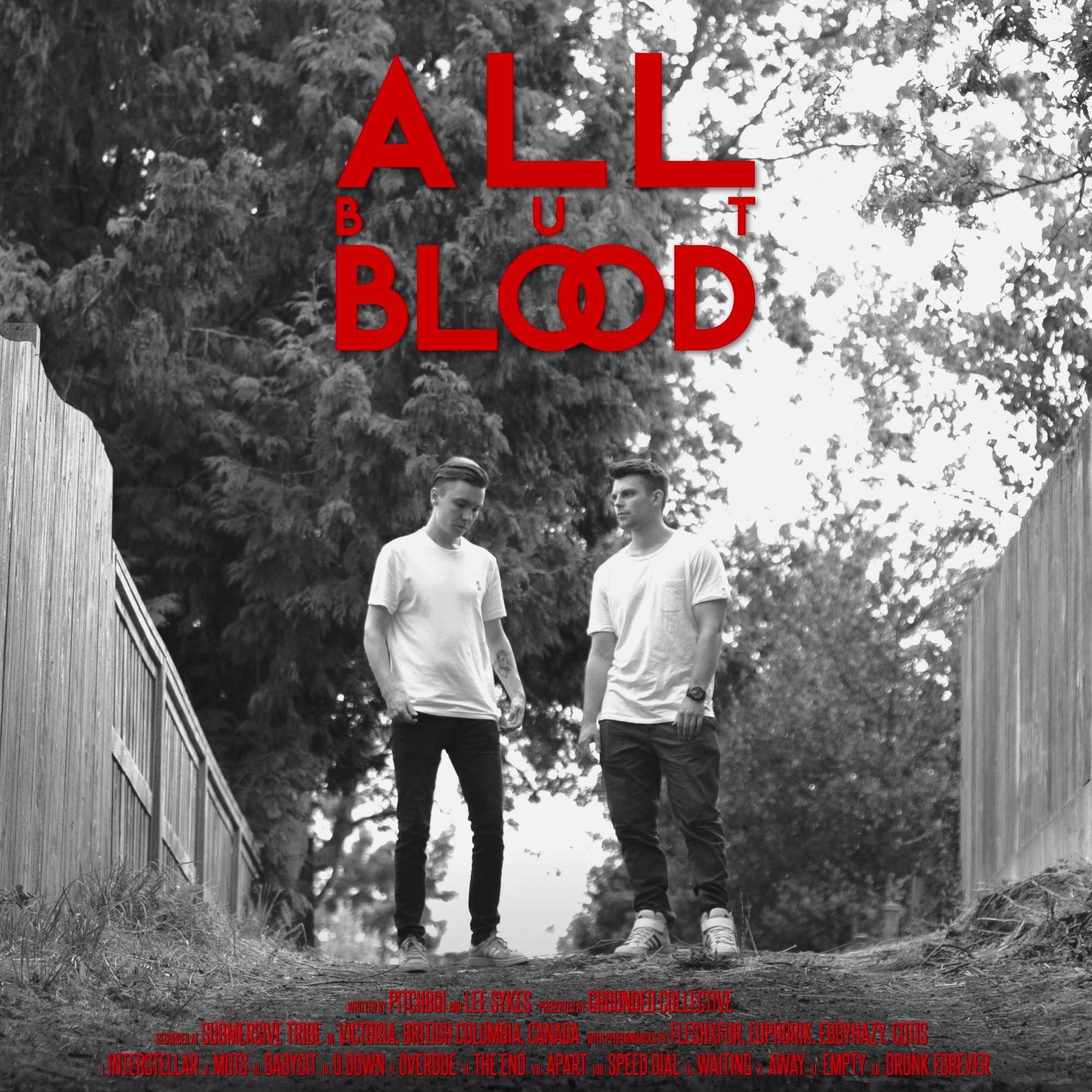 "Album Stream: Pitchboi & Lee Sykes - ""All But Blood"" [Audio]"