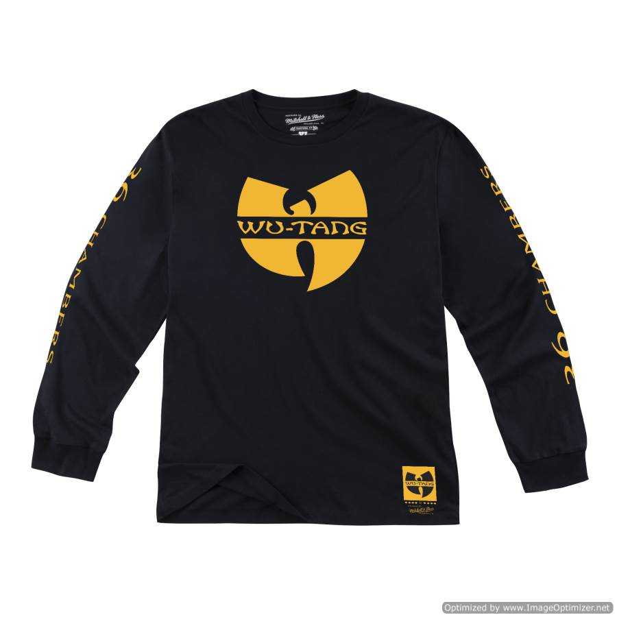 Wu-Tang Clan Teams Up With Mitchell & Ness for Hulu Series Inspired Launch [Fashion]