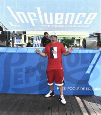 Event Recap: Baby Bash heats up Labor Day weekend at Influence [Photos]