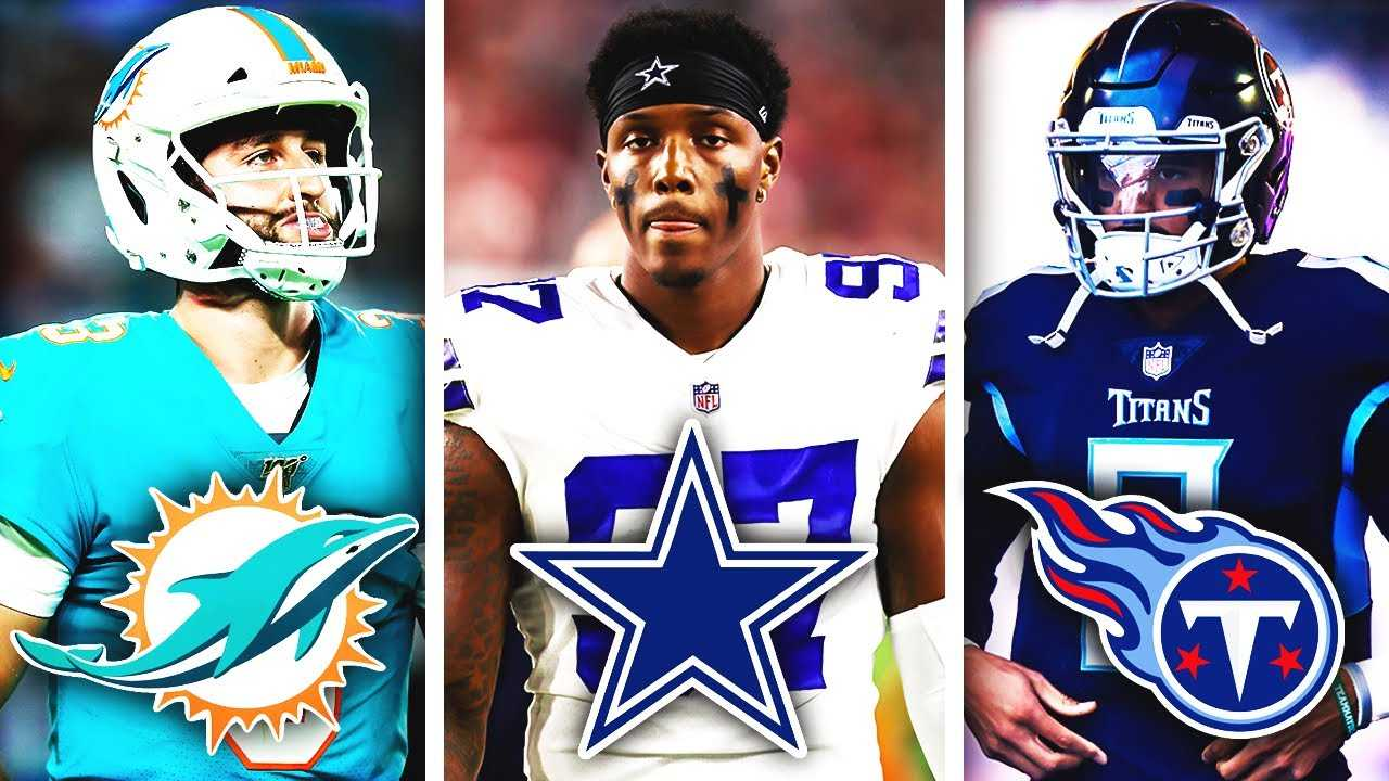 Predicting Every NFL Team's BIGGEST BREAKOUT Star in 2019