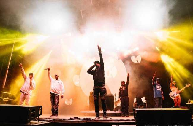 Watch: WU-TANG CLAN & KHRUANGBIN Perform Together Live at DESERT DAZE 2019