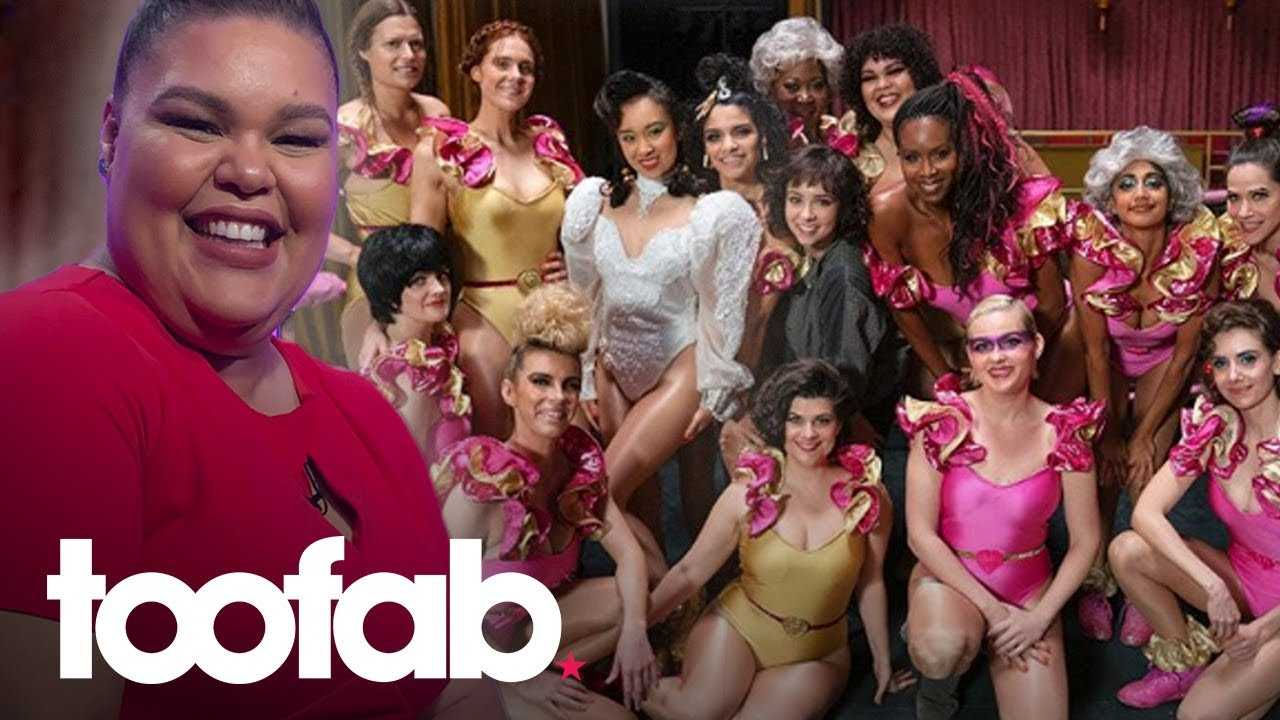 'GLOW' Season 3 Spoilers: Britney Young Sounds Off | toofab