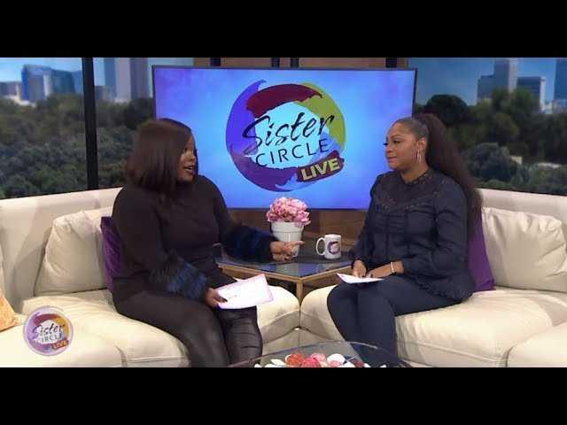 Sister Circle | Kenya Moore on RHOA, Basketball Wives & More Tea | TVONE