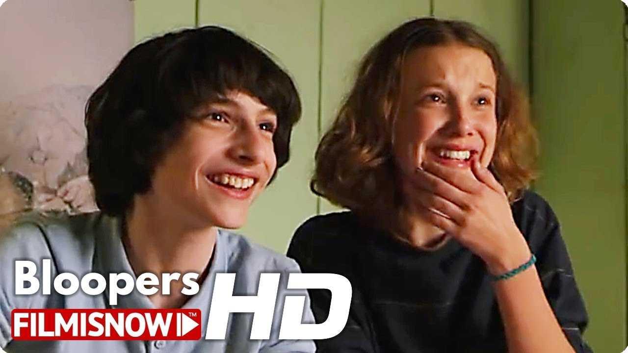 FUNNY BLOOPERS FROM STRANGER THINGS Season 3   Netflix Original Series