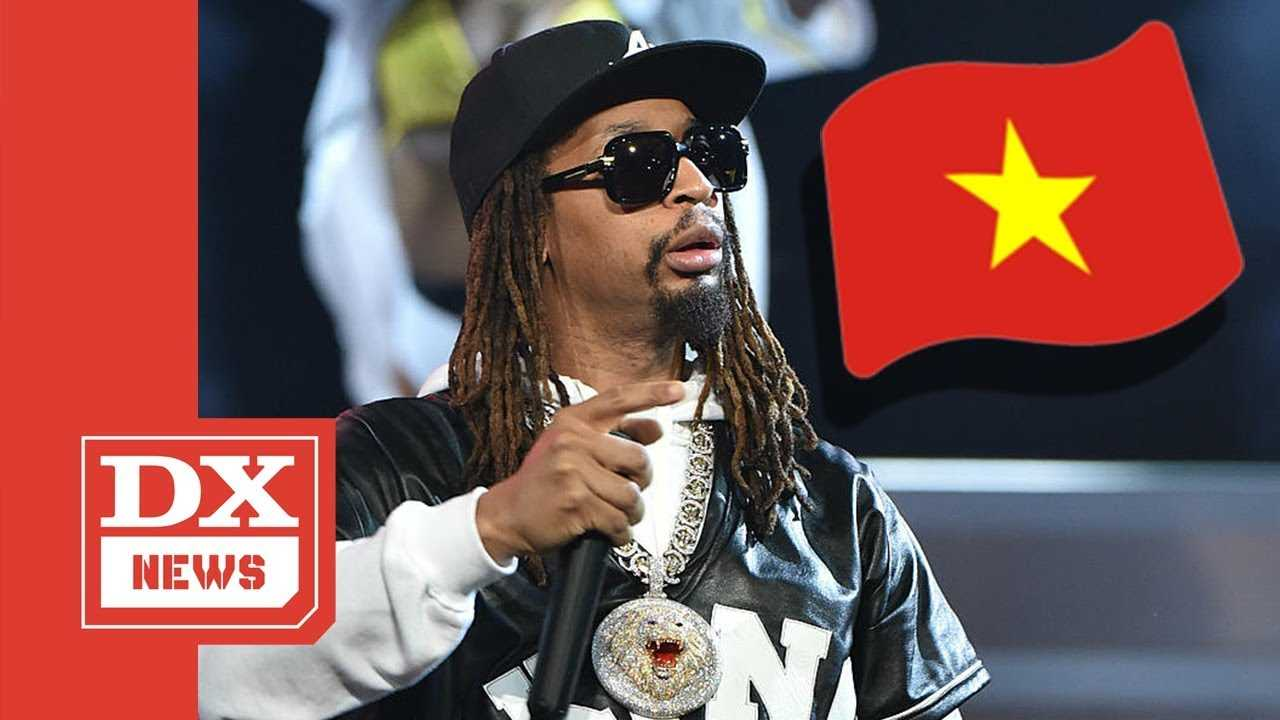 Lil Jon Detained In Vietnam Over $400K Worth Of Jewelry