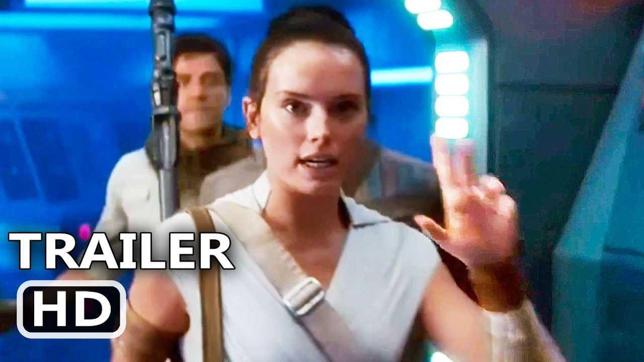 "STAR WARS 9 ""Rey uses Jedi mind trick"" Trailer (NEW 2019) The Rise of Skywalker Movie HD"