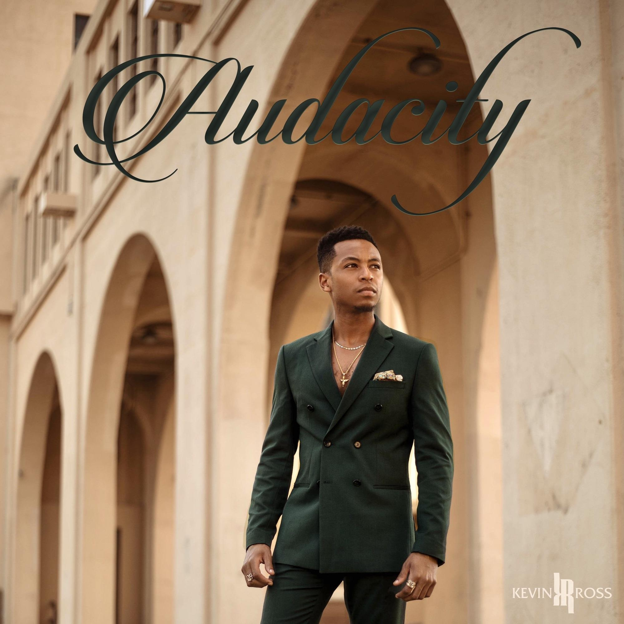 Kevin Ross - Audacity, Vol. 1