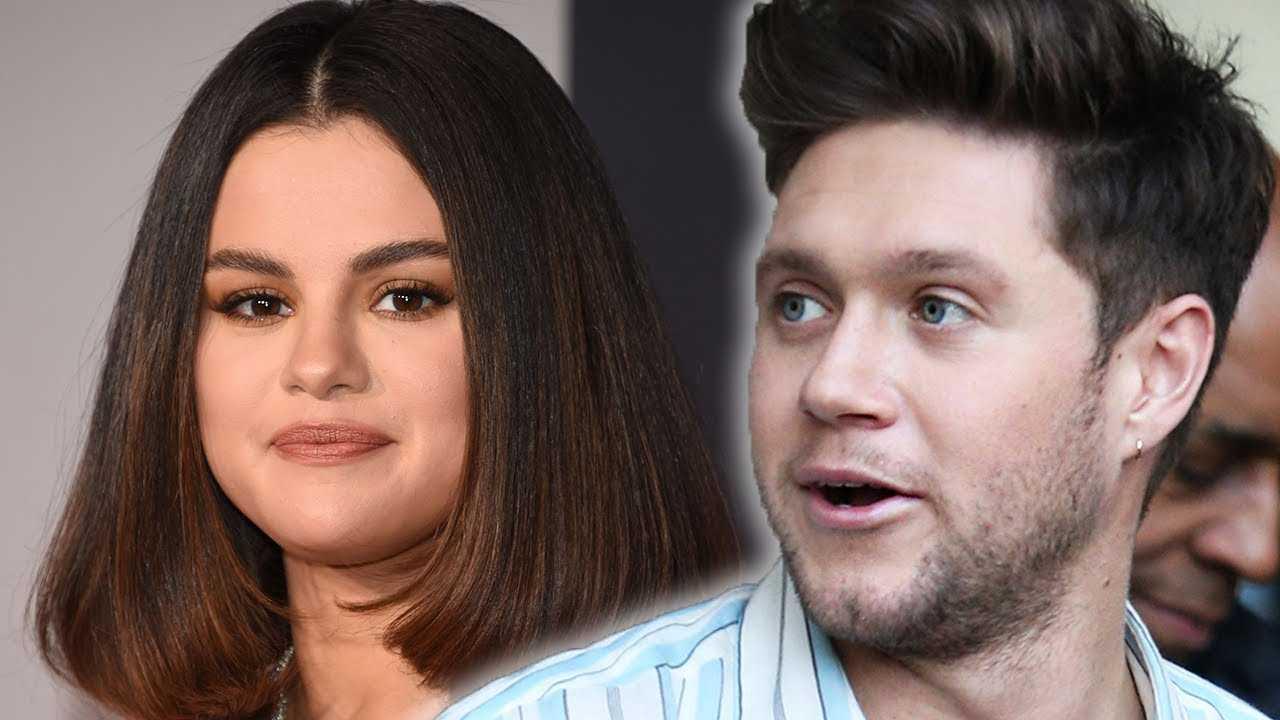Niall Horan Reacts To Selena Gomez Dating Rumors